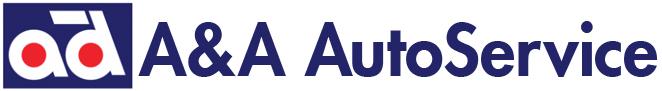 A&A AutoService - unser Logo.